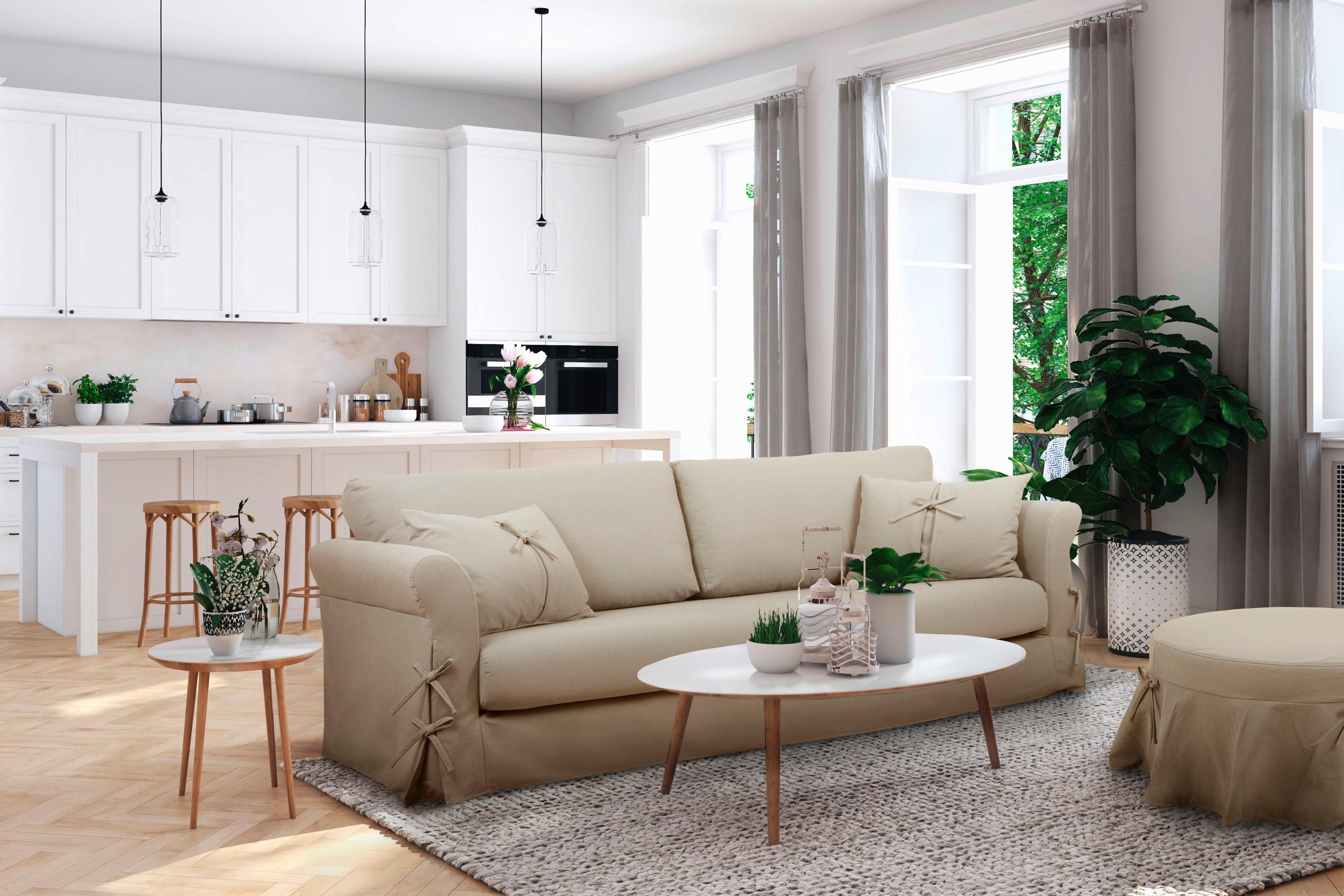 Home affaire 3-Sitzer Liesel