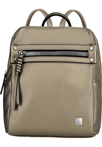 TITAN® Cityrucksack »Spotlight Zip, Metallic Gold« kaufen