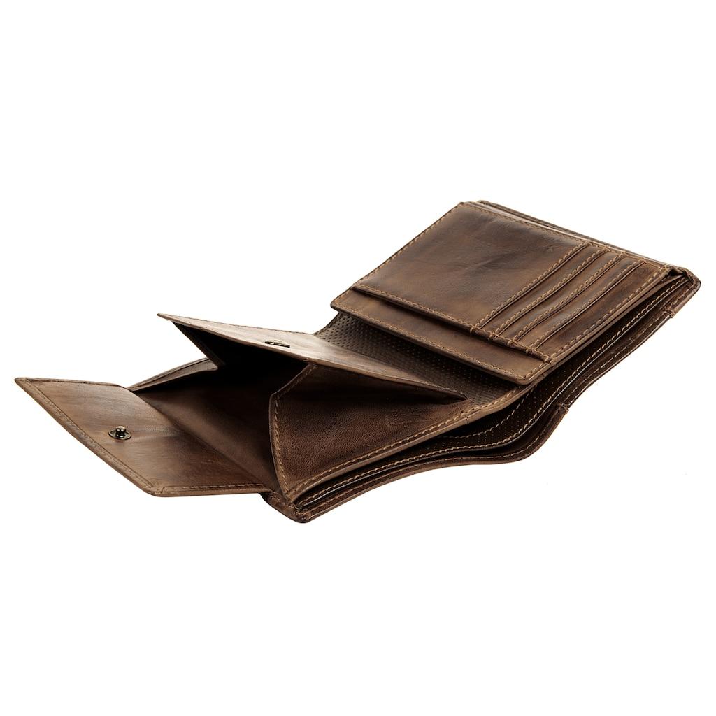 Chiemsee Geldbörse »BIRMA«, 2fach klappbar