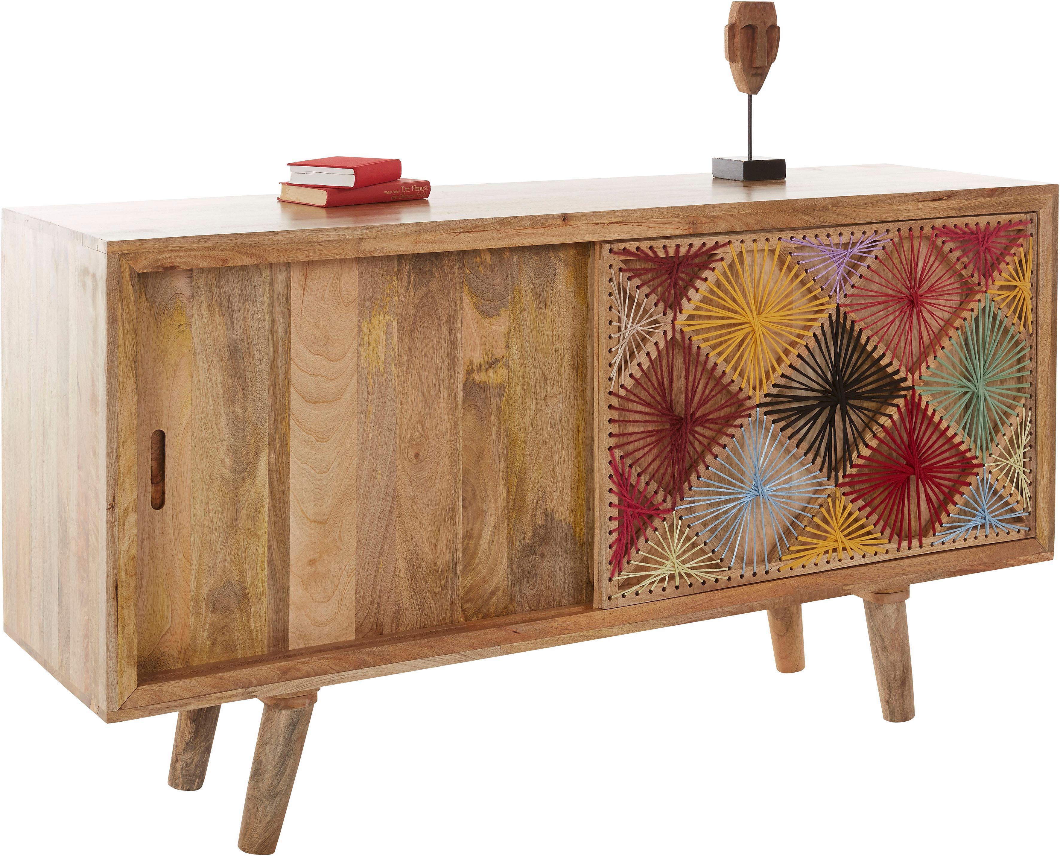 Home affaire Sideboard »Verbana«, Breite 160 cm im Indienstyle