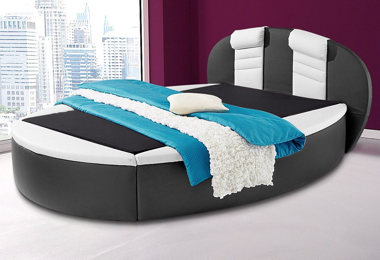 Westfalia Schlafkomfort Rundbett | Schlafzimmer > Betten > Rundbetten | Weiß | Westfalia Schlafkomfort