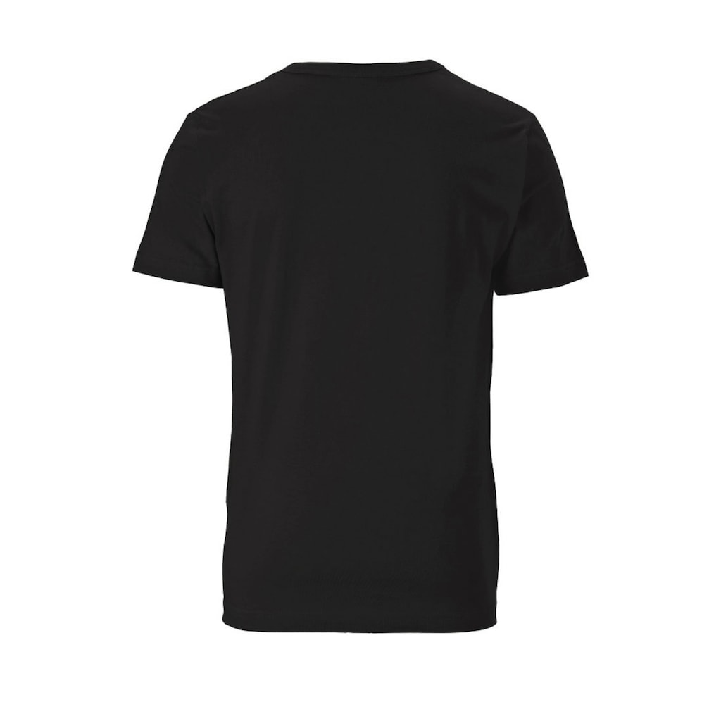 LOGOSHIRT T-Shirt »Spy vs. Spy«, mit witzigem Print