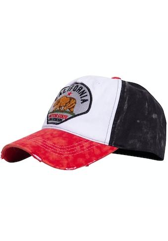 KingKerosin Baseball Cap »California« kaufen