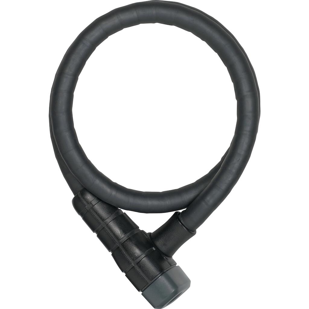 ABUS Spiralschloss »6615K/85/15 black«
