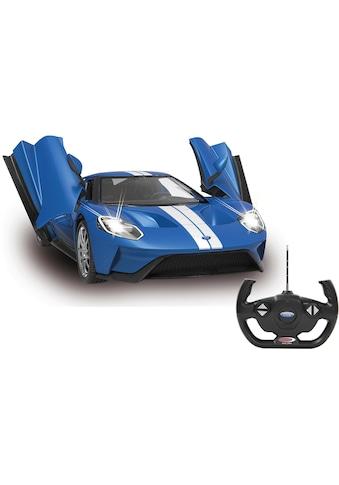 Jamara RC-Auto »Ford GT, blau«, mit LED-Fahrlicht kaufen