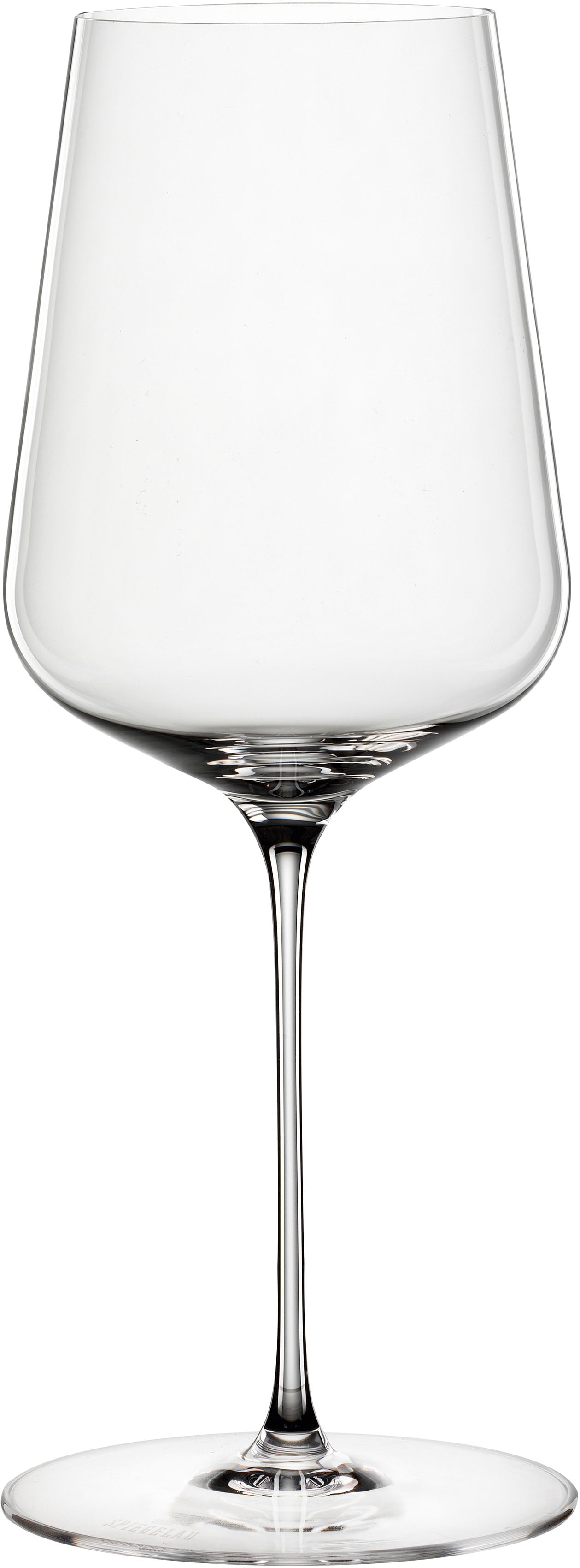 SPIEGELAU Weinglas Definition, (Set, 2 tlg.), 2-teilig, 550 ml farblos Kristallgläser Gläser Glaswaren Haushaltswaren