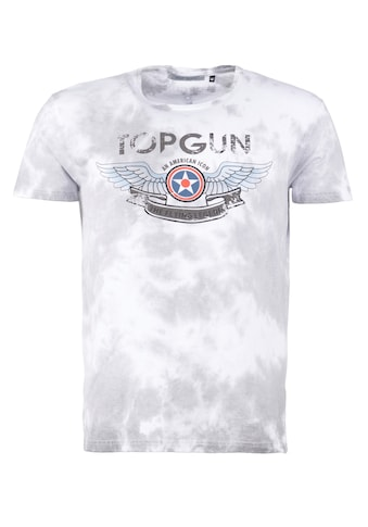 TOP GUN T-Shirt »Cloud«, sportlicher Schnitt kaufen