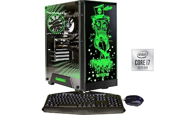 Hyrican »Rockstar 6551« Gaming - PC (Intel, Core i7, RTX 2070 SUPER, Luftkühlung) kaufen