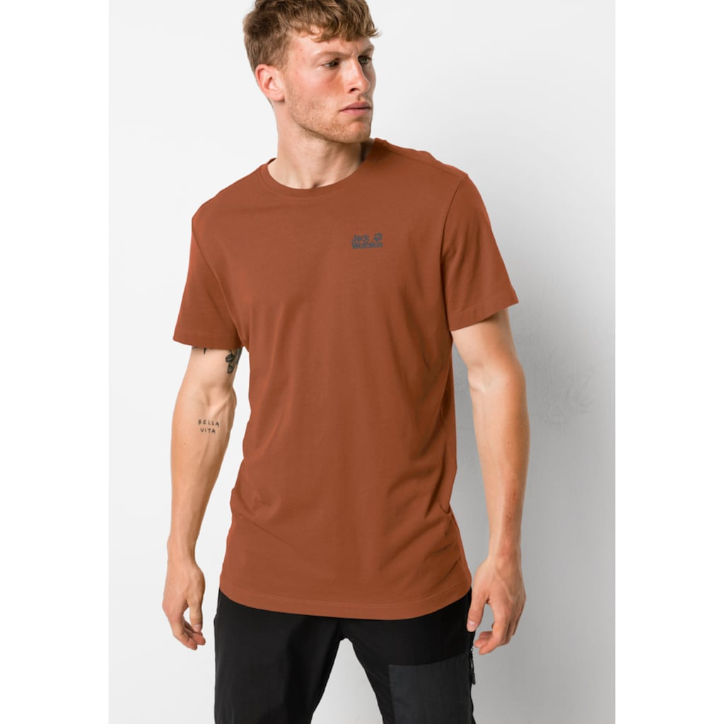 Jack Wolfskin T-Shirt »ESSENTIAL T MEN«