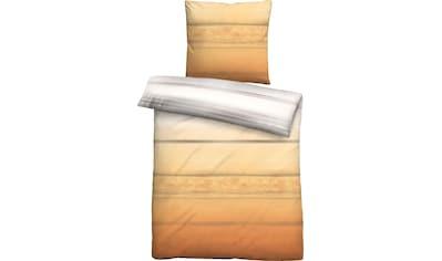 Castell Bettwäsche »Kimi«, mit eleganten Streifen kaufen