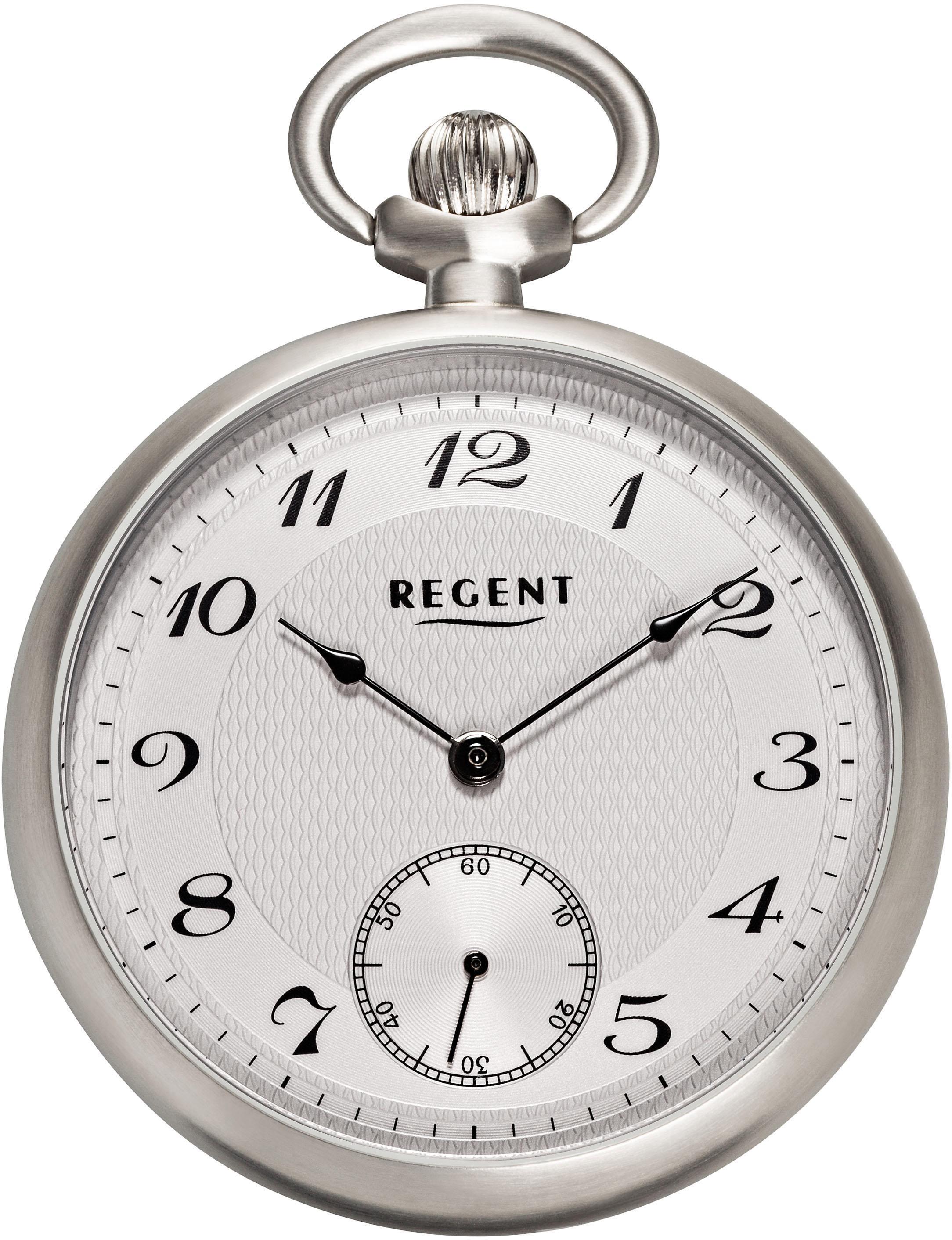 Regent Taschenuhr P86 (Set 2 tlg) | Uhren > Taschenuhren | Regent