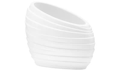 ZELLER Zahnputzbecher »Abstrakt«, zeitloses Design kaufen