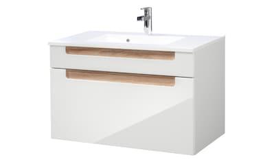 HELD MÖBEL Waschtisch »Siena«, Breite 80 cm kaufen