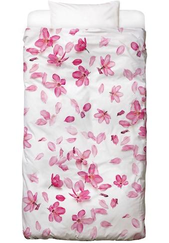 Bettwäsche »Blossom Fall«, Juniqe kaufen