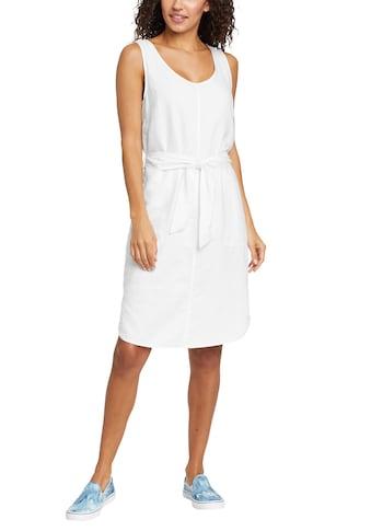 Eddie Bauer Sommerkleid, Beach Light Leinenkleid kaufen