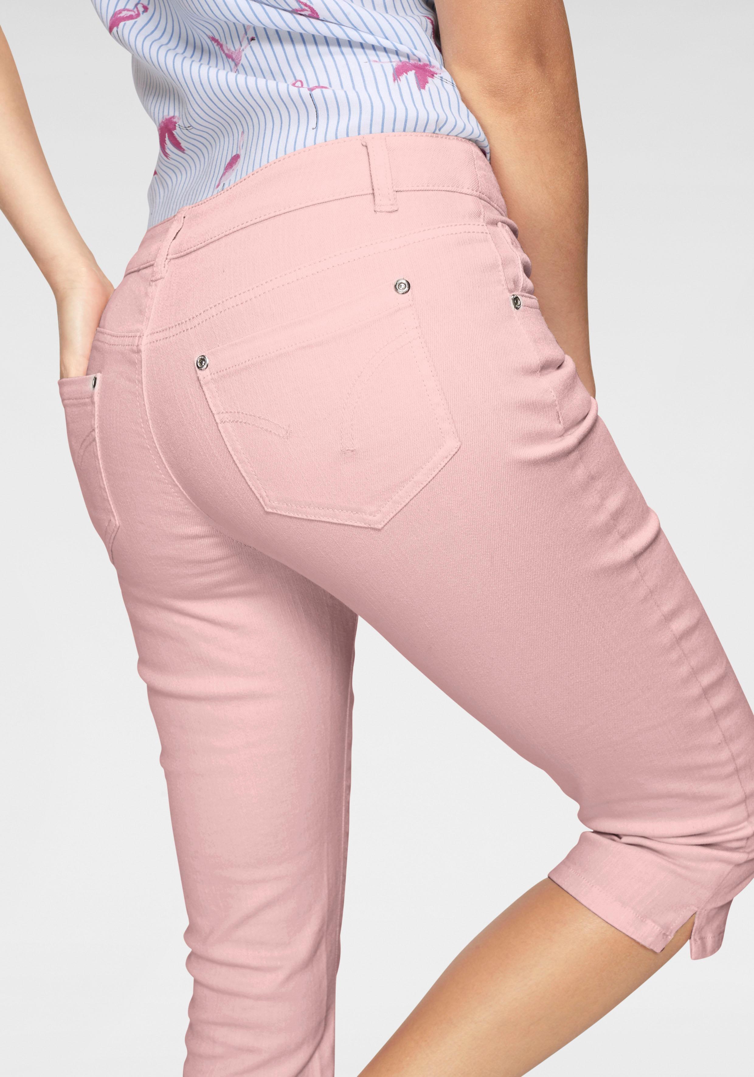 Aniston CASUAL Caprijeans | Bekleidung > Jeans > Caprijeans | Aniston Casual