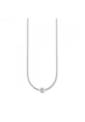 CAÏ Collier »925/- Sterling Silber rhodiniert Herz«, Art der Kette: Panzerkette kaufen