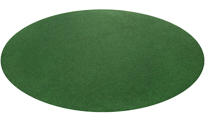 Andiamo Rasenteppich »Kunstrasen Field«, rund, 4 mm Höhe kaufen