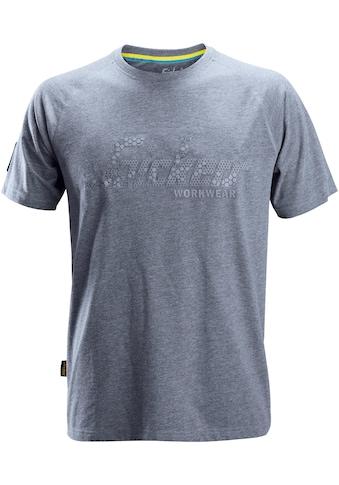 Snickers Workwear T-Shirt »Logo«, weite Passform kaufen