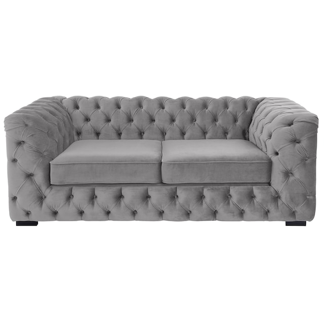 Guido Maria Kretschmer Home&Living Chesterfield-Sofa »Kalina«