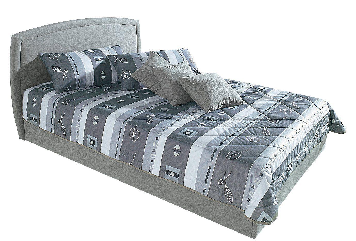 Westfalia Schlafkomfort Polsterbett | Schlafzimmer > Betten > Polsterbetten | Grau | Westfalia Schlafkomfort