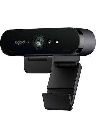 Logitech »BRIO 4K STREAM EDITION« Webcam (4K Ultra HD, IrDA (Infrarot)) kaufen