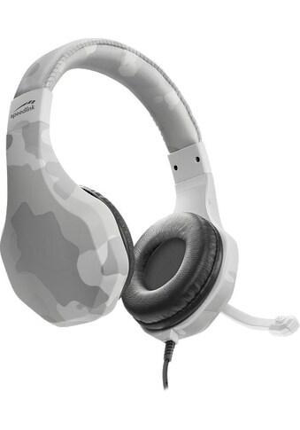 Speedlink Gaming-Headset »RAIDOR Stereo Headset PS4 blau« kaufen