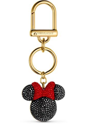 Swarovski Schlüsselanhänger »Minnie Handtaschen-Charm, schwarz, vergoldet, 5572567«,... kaufen