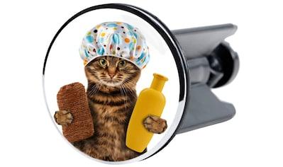 SANILO Stöpsel »Shower Cat«, für Waschbecken kaufen