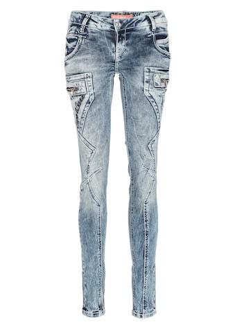 Cipo & Baxx Slim - fit - Jeans »Cb Baxx« kaufen