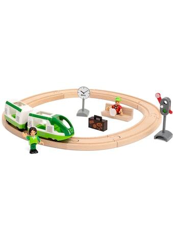 BRIO® Spielzeug-Eisenbahn »Starter Set Reisezug« kaufen