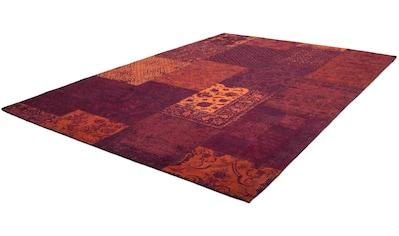 calo-deluxe Teppich »Simio 140«, rechteckig, 10 mm Höhe, Kurzflor, Wohnzimmer kaufen