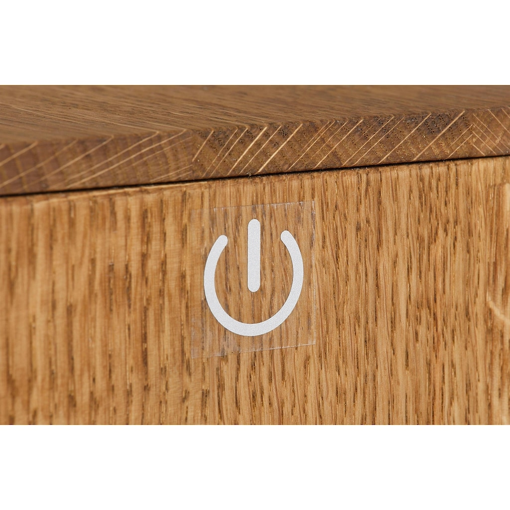 Premium collection by Home affaire Sideboard »Pavo«, inklusive LED Beleuchtung