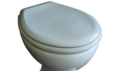 ADOB WC-Sitz »Iseo manhattan«, passend auf alle Standard WCs kaufen