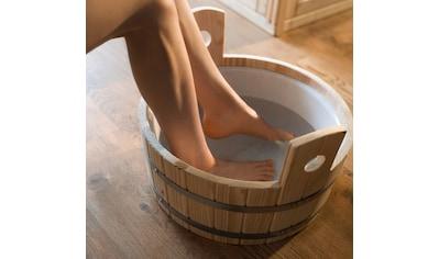 weka Fußbad, ØxH: 37x19,5 cm kaufen