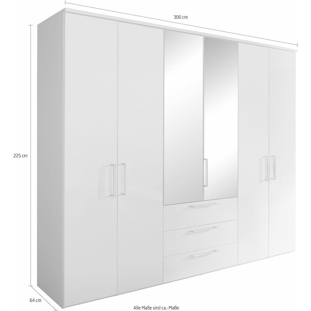 nolte® Möbel Drehtürenschrank »Horizont 8000«