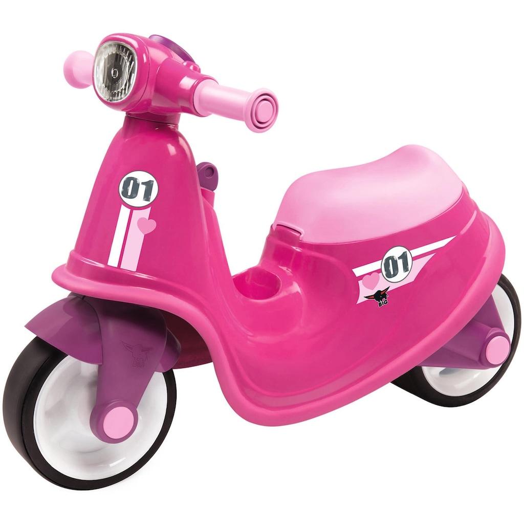 BIG Laufrad »BIG Classic Scooter Pink«