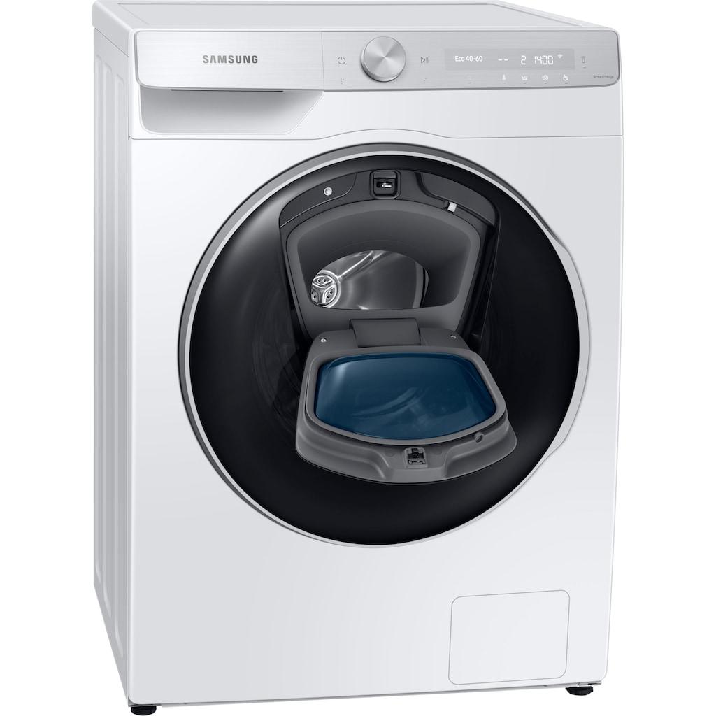 Samsung Waschmaschine »WW91T986ASH/S2«, WW9800T, WW91T986ASH