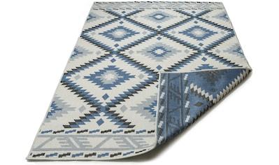 my home Teppich »Danilo«, rechteckig, 7 mm Höhe, In-und-Outdoorgeeignet, Wohnzimmer kaufen