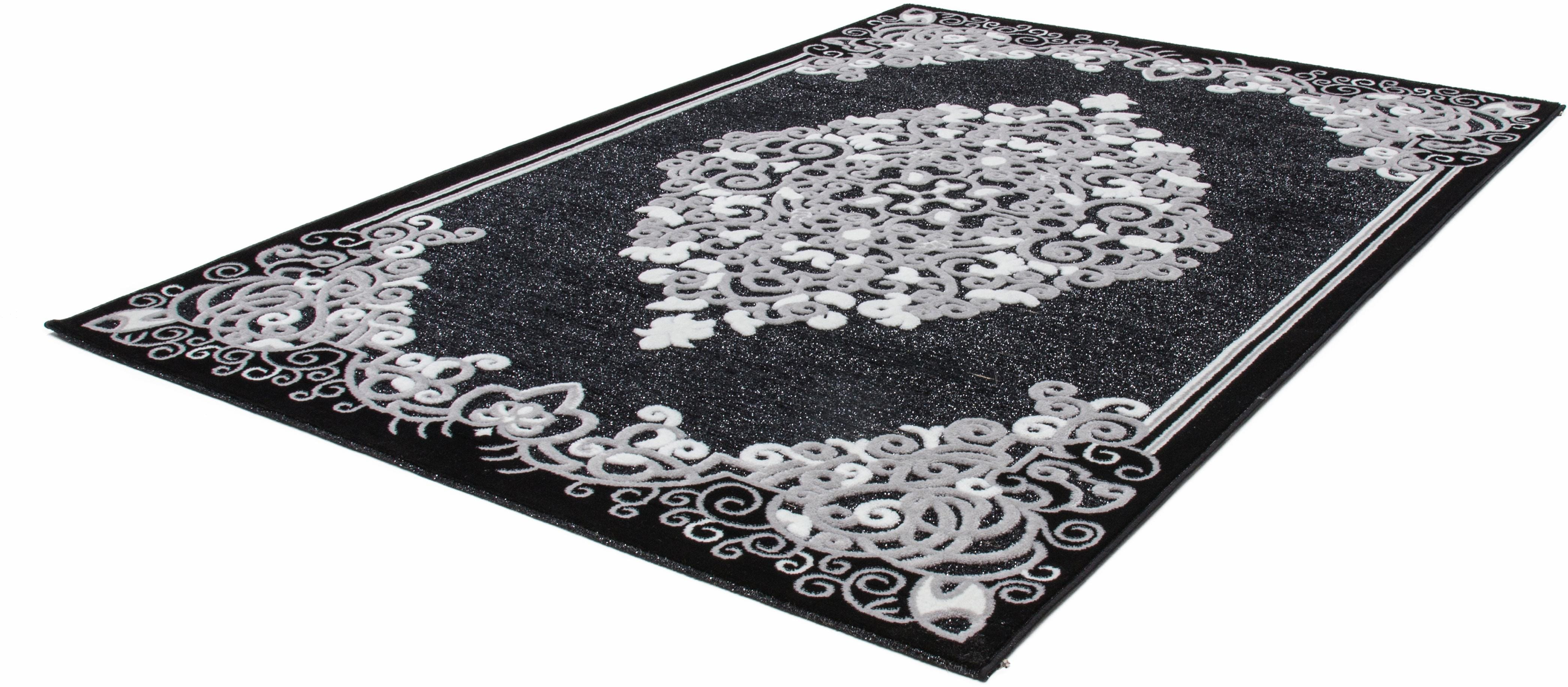 Teppich, »Jemila 539«, LALEE, rechteckig, Höhe 15 mm, maschinell gewebt
