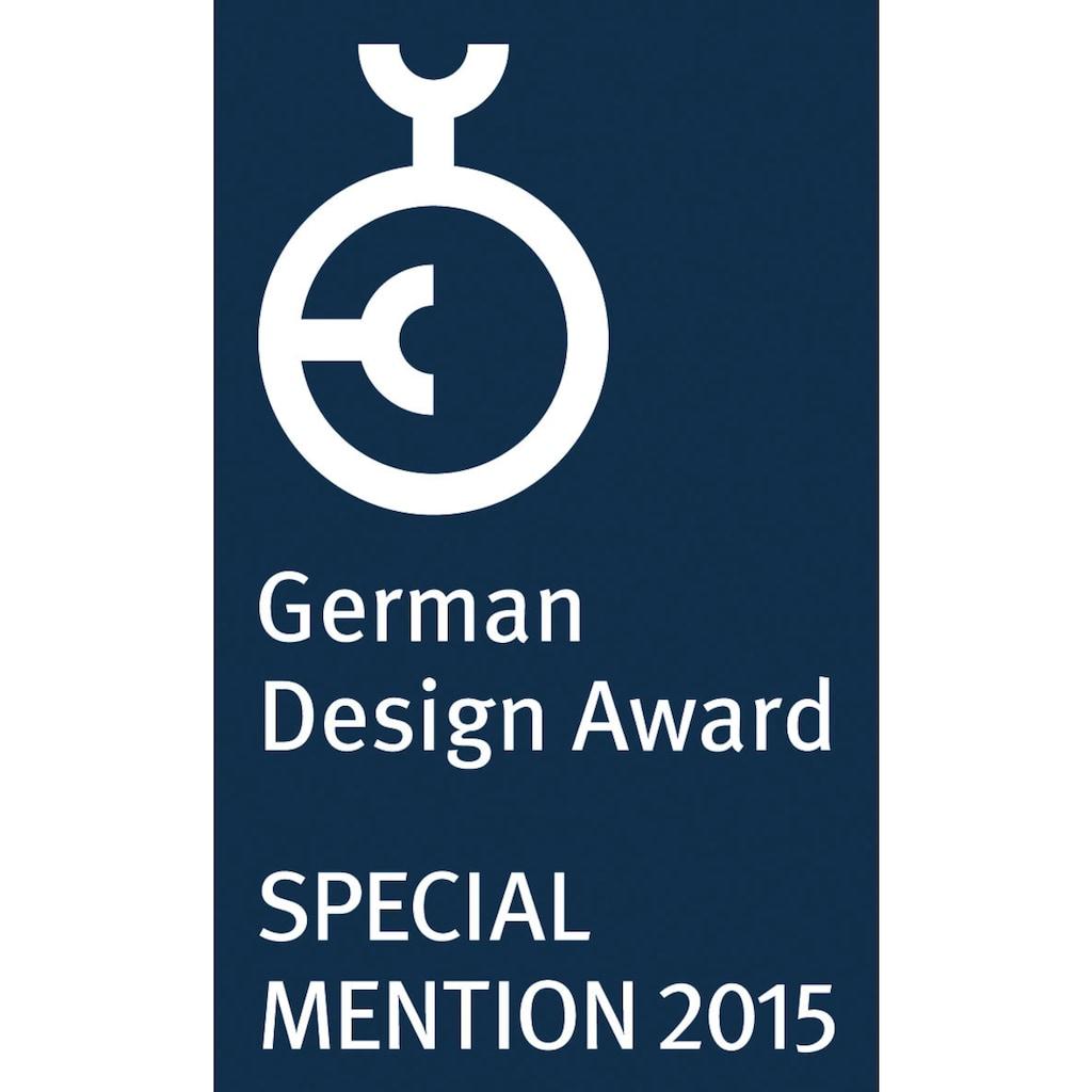 Müller SMALL LIVING Bettgestell »PLANE«, wahlweise mit Bettkasten, ausgezeichnet mit dem German Design Award - Special Mention 2015