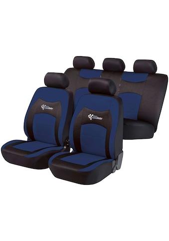 WALSER Set: Autositzbezug »ZIPP - IT Basic RS Racing«, mit Reißverschluss - System kaufen
