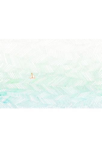 Architects Paper Fototapete »Atelier 47 Waves Artwork 3«, geometrisch kaufen