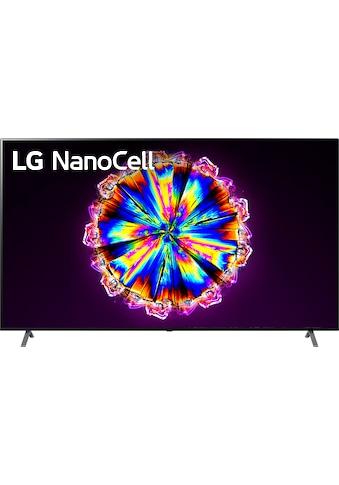 LG 86NANO906NA LED - Fernseher (217 cm / (86 Zoll), 4K Ultra HD, Smart - TV kaufen