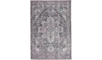 TOM TAILOR Teppich »Funky Orient Tabriz«, rechteckig, 5 mm Höhe, Kurzflor,... kaufen