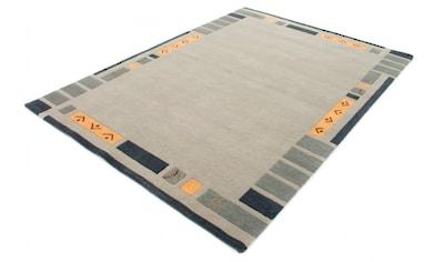 Orientteppich, »Nepal Jaipur«, carpetfine, rechteckig, Höhe 20 mm, manuell geknüpft kaufen