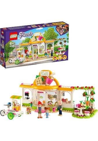 LEGO® Konstruktionsspielsteine »Heartlake City Bio-Café (41444), LEGO® Friends«, (314... kaufen
