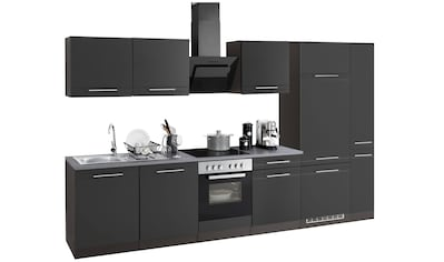HELD MÖBEL Küchenzeile »Mito«, mit E-Geräten, Breite 330 cm kaufen