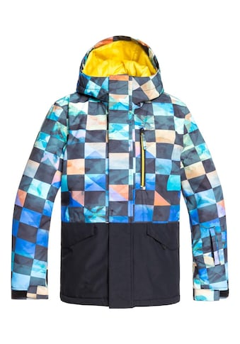 Quiksilver Snowboardjacke »Mission Block« kaufen
