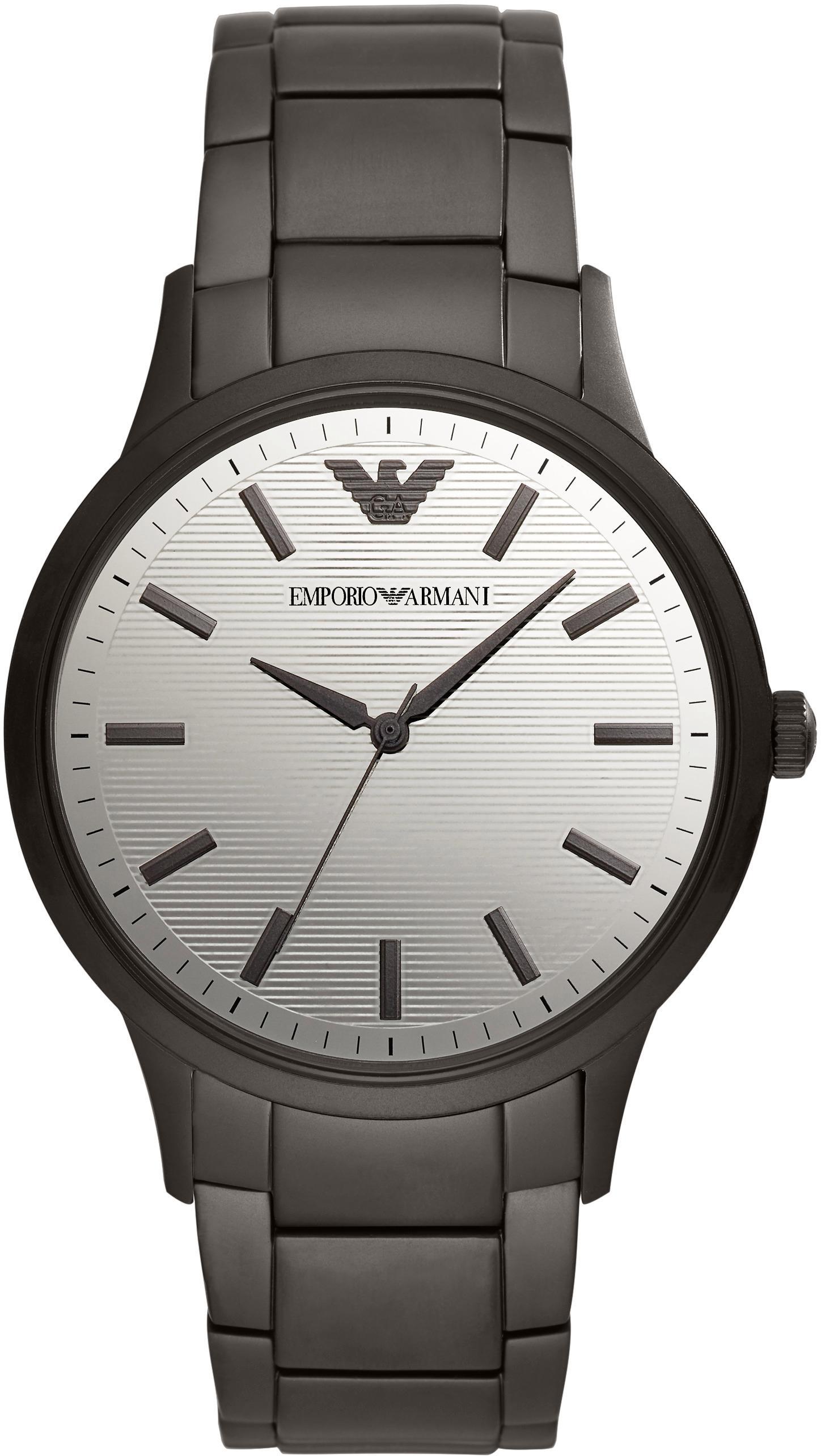 Emporio Armani Quarzuhr AR11259 | Uhren > Quarzuhren | Schwarz | Emporio Armani